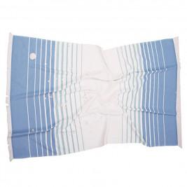 Πετσέτα Θαλάσσης-Παρεό Anna Riska Mykonos Blue