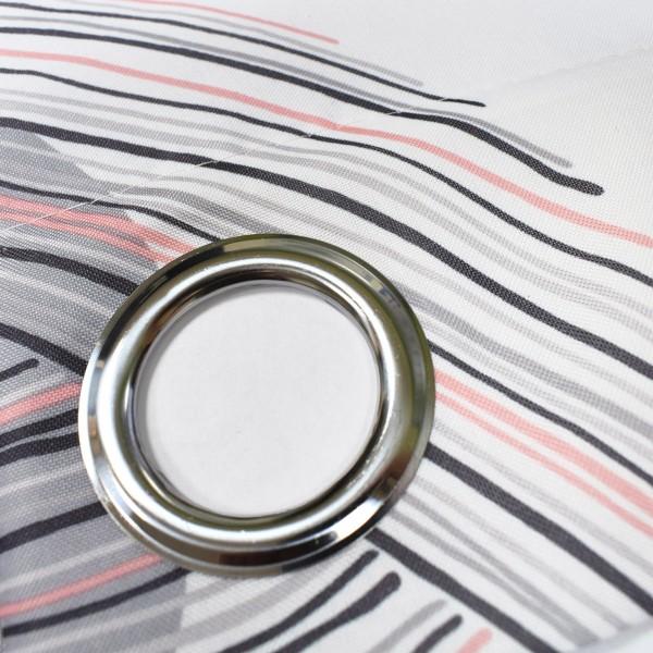 Κουρτίνα (140x260) Με Τρουκς Mylae Rose 1606992
