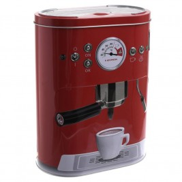 Δοχείο Καφέ CL Espresso Red 6-60-229-0003
