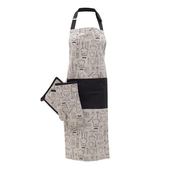 Σετ Κουζίνας 3τμχ CL Simple Cook 6-60-807-0005