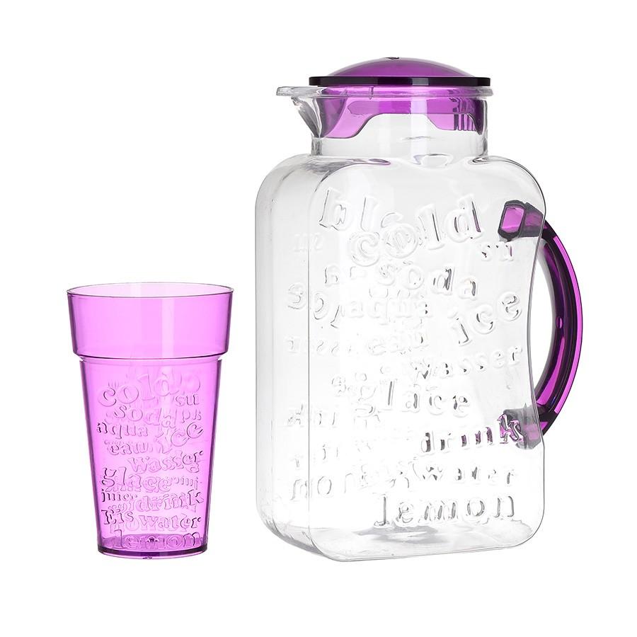 Κανάτα + Ποτήρια (Σετ 5τμχ) CL 6-60-805-0020 home   κουζίνα   τραπεζαρία   κανάτες   μπουκάλια
