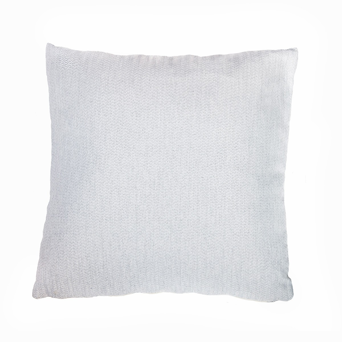 Διακοσμητική Μαξιλαροθήκη Loom To Room Chevron L.Grey home   σαλόνι   διακοσμητικά μαξιλάρια