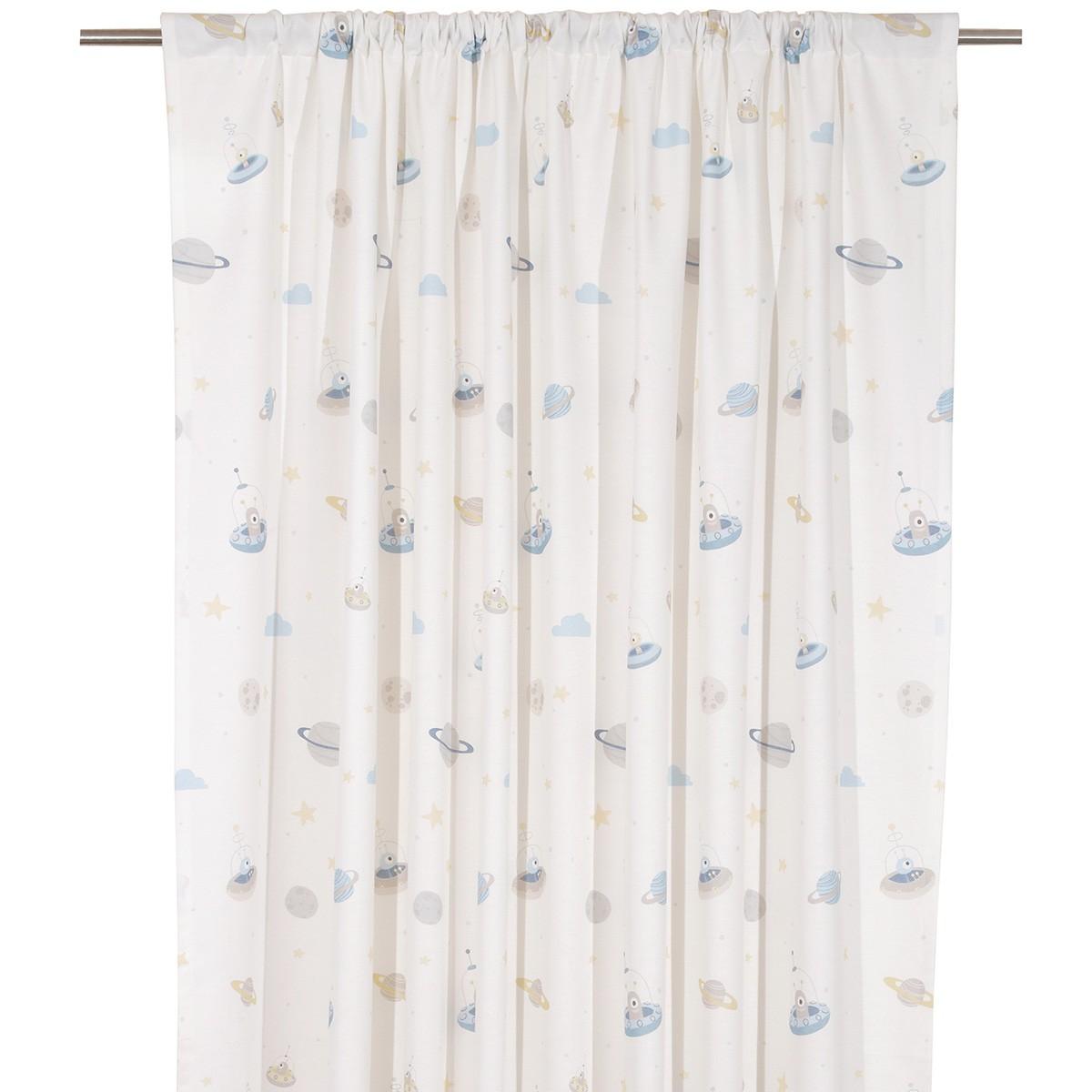 Παιδική Κουρτίνα (160×270) Viopros Curtains Άλβιν