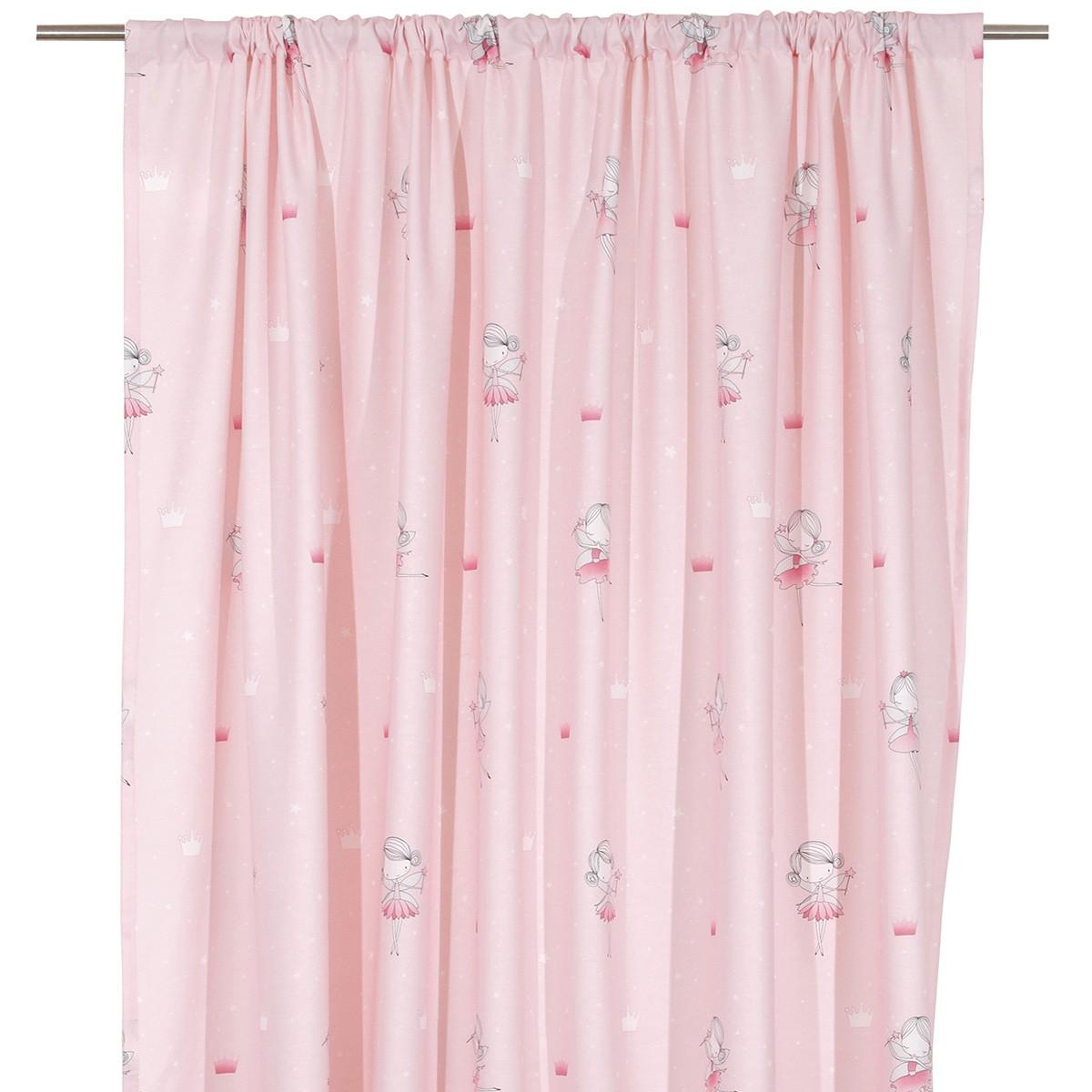 Παιδική Κουρτίνα (160×270) Viopros Curtains Μάγια