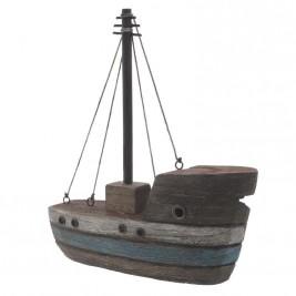 Διακοσμητικό Καράβι InArt 3-70-887-0088