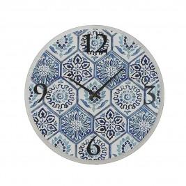 Ρολόι Τοίχου CL Ethnic Blue 6-20-970-0002