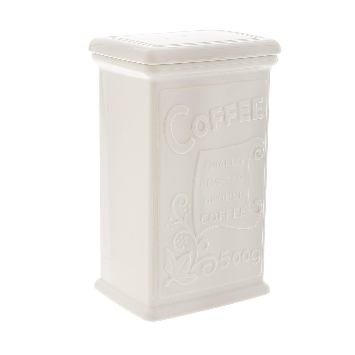 Δοχείο Καφέ CL Vintage White 6-60-010-0006