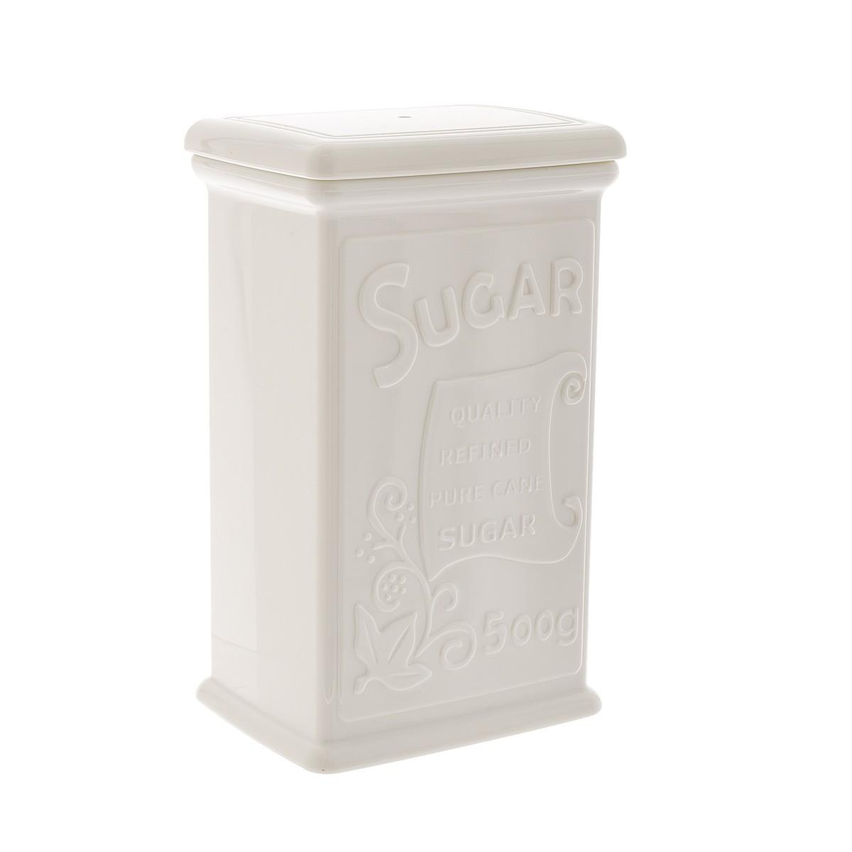 Δοχείο Ζάχαρης Vintage White 6-60-010-0007