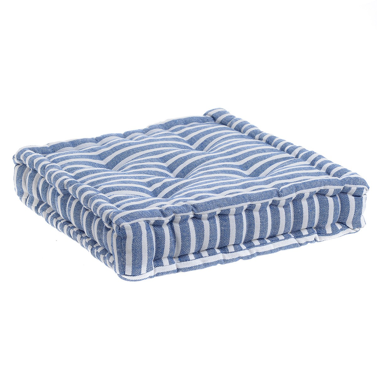 Μαξιλάρα Καρέκλας Stripes Blue 6-40-807-0002