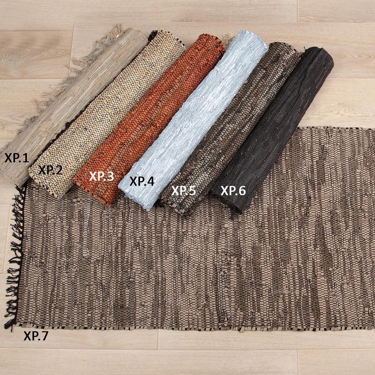 Δερμάτινο Χαλάκι (65x135) Viopros Leather Ideas home   χαλιά   χαλιά τζακιού
