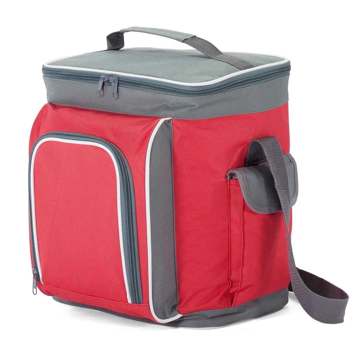 Ισοθερμική Φορητή Τσάντα (22Lit) Benzi 5140 Red home   θαλάσσης   gadget παραλίας
