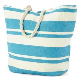 Ψάθινη Τσάντα Παραλίας Benzi 5018 Ciel