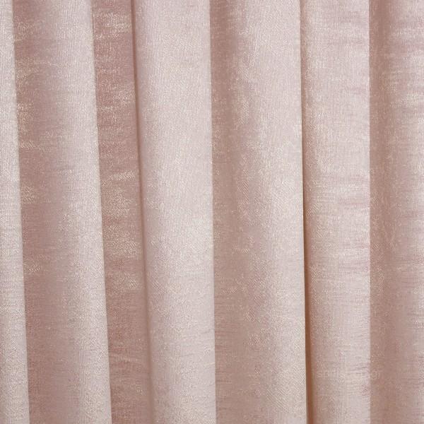 Κουρτίνα (140x270) Με Τρέσα Anna Riska Des 6503 Blush Pink
