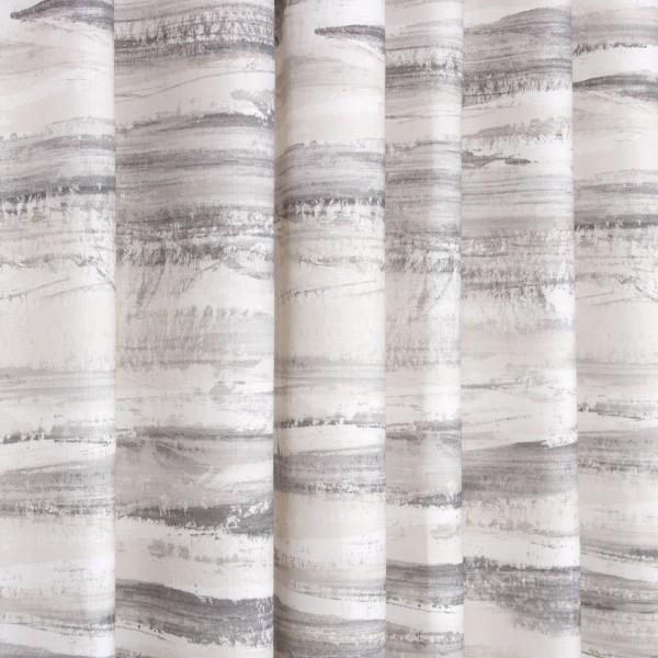 Κουρτίνα (140x270) Με Τρέσα Anna Riska Des Granite Grey