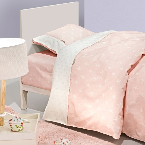Παπλωματοθήκη Μονή Guy Laroche Heaven Pink