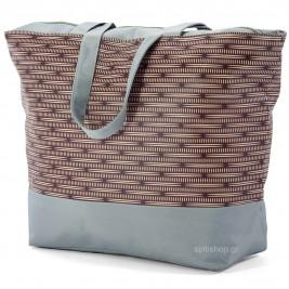 Τσάντα Παραλίας Benzi 5003 Col2