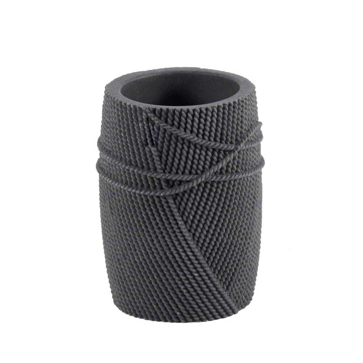Ποτήρι Οδοντόβουρτσας Marva Rope Grey 478169