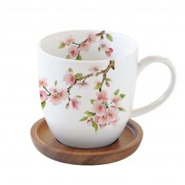 Κούπα Με Πιατάκι Marva Sakura 1080SΑΚU