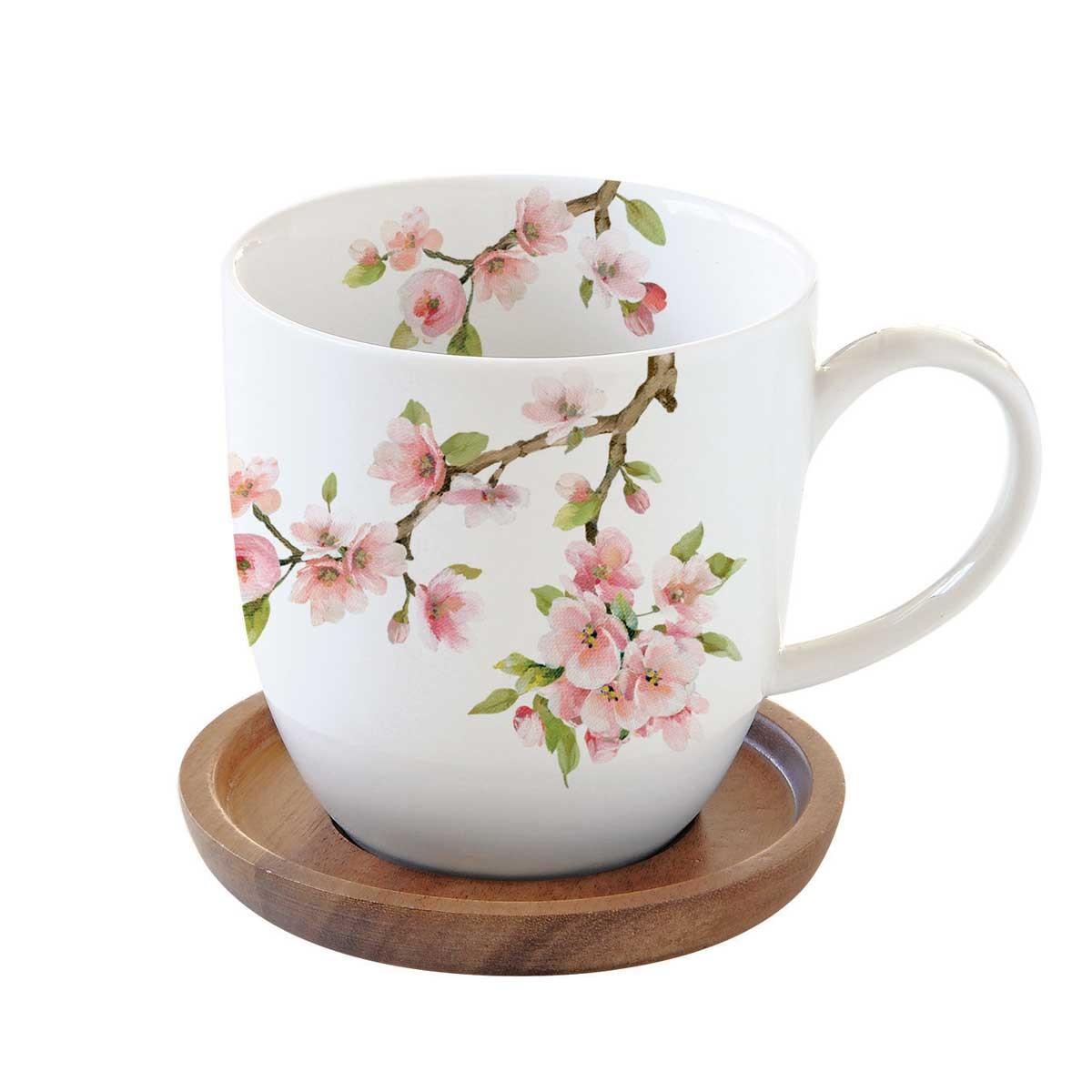 Κούπα Με Πιατάκι Marva Sakura 1080SΑΚU home   κουζίνα   τραπεζαρία   κούπες   φλυτζάνια