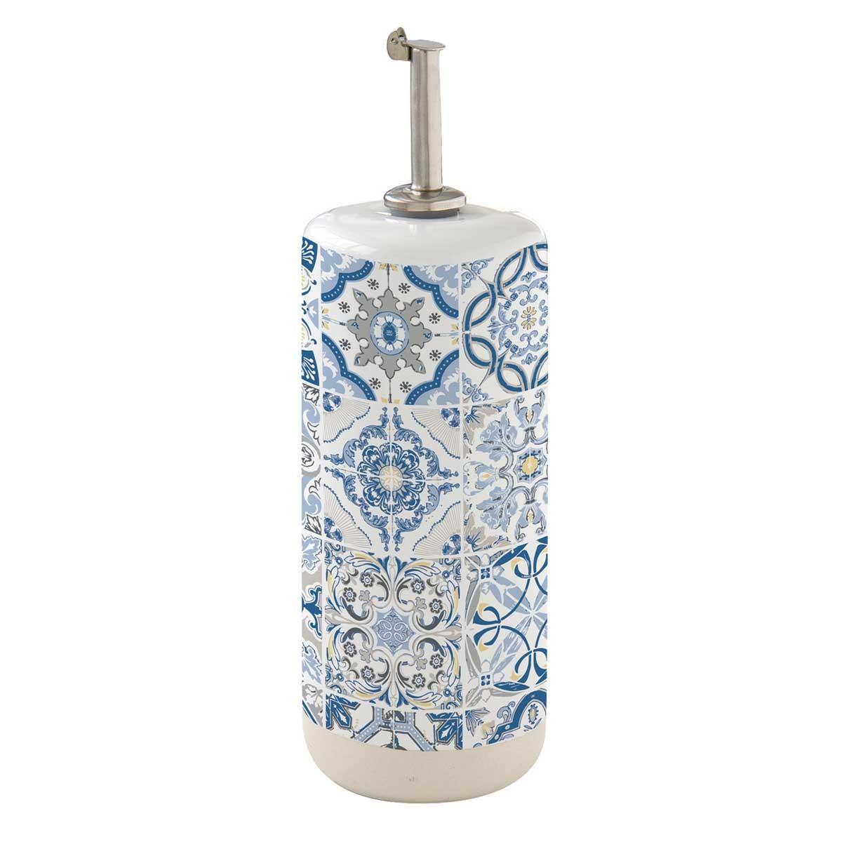 Μπουκάλι Για Λάδι/Ξύδι Marva Casadecor Blue 1664CΑDΒ home   κουζίνα   τραπεζαρία   επιτραπέζια είδη