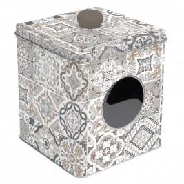 Δοχείο Με Παράθυρο Marva Casadecor Grey 092CΑDG