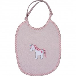 Σαλιάρα Morven Unicorn Pink 1810/04
