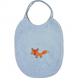 Σαλιάρα Morven Fox Blue 1811/05