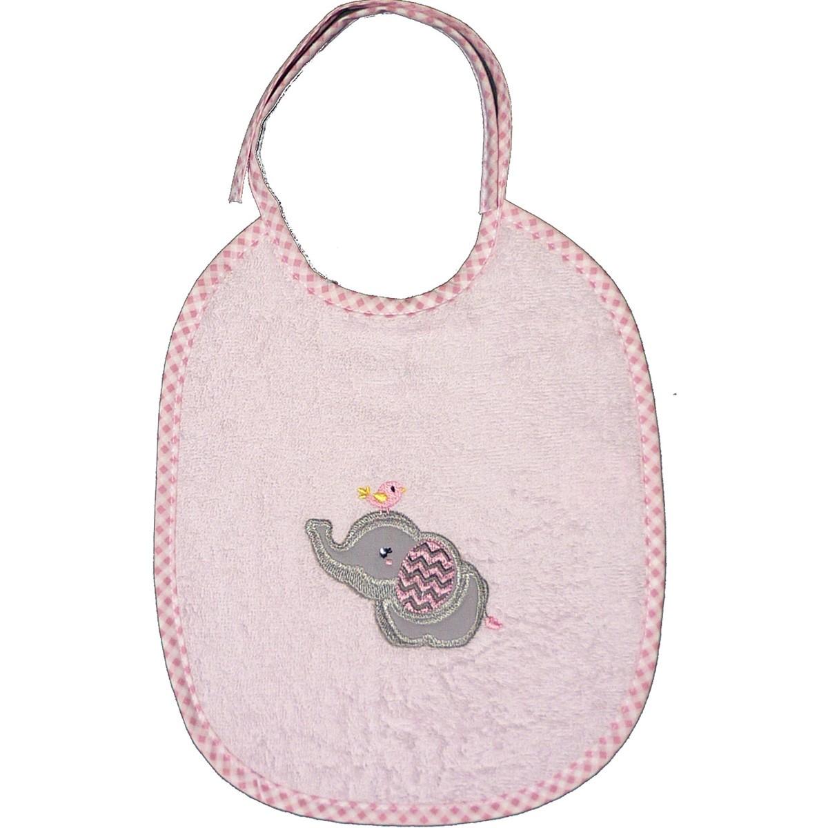 Σαλιάρα Morven Rainy Pink 1808/04
