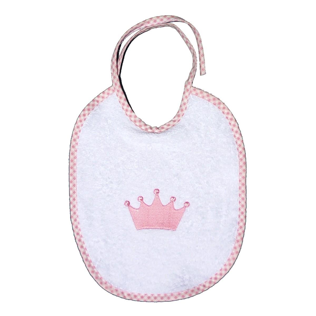 Σαλιάρα Morven Princess Pink 1809/04