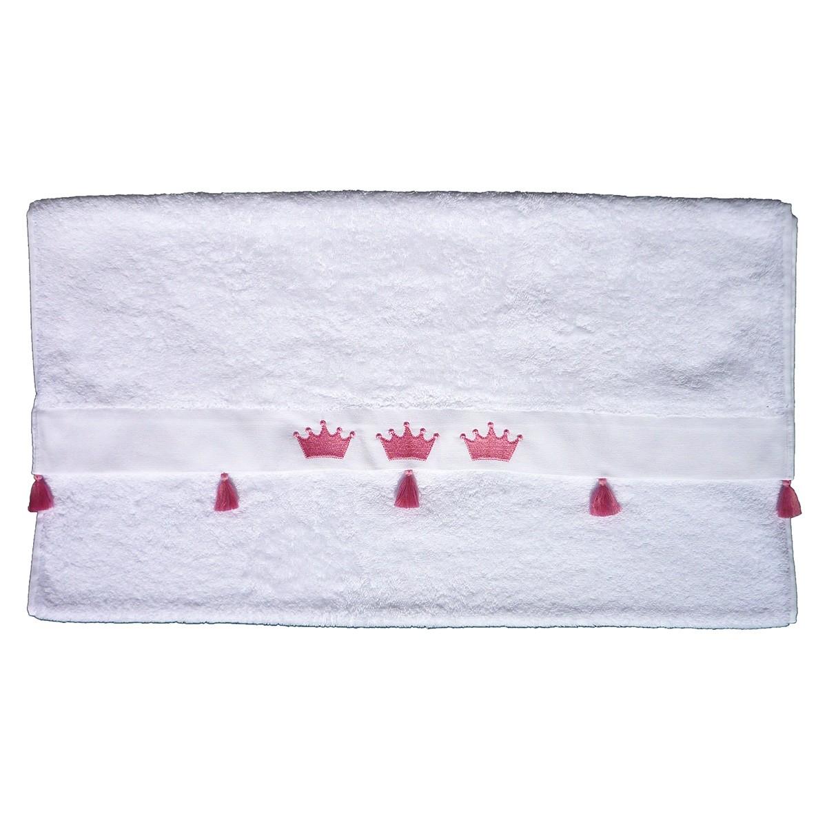 Πετσέτα Σώματος (70×140) Morven Princess Pink 1809/04