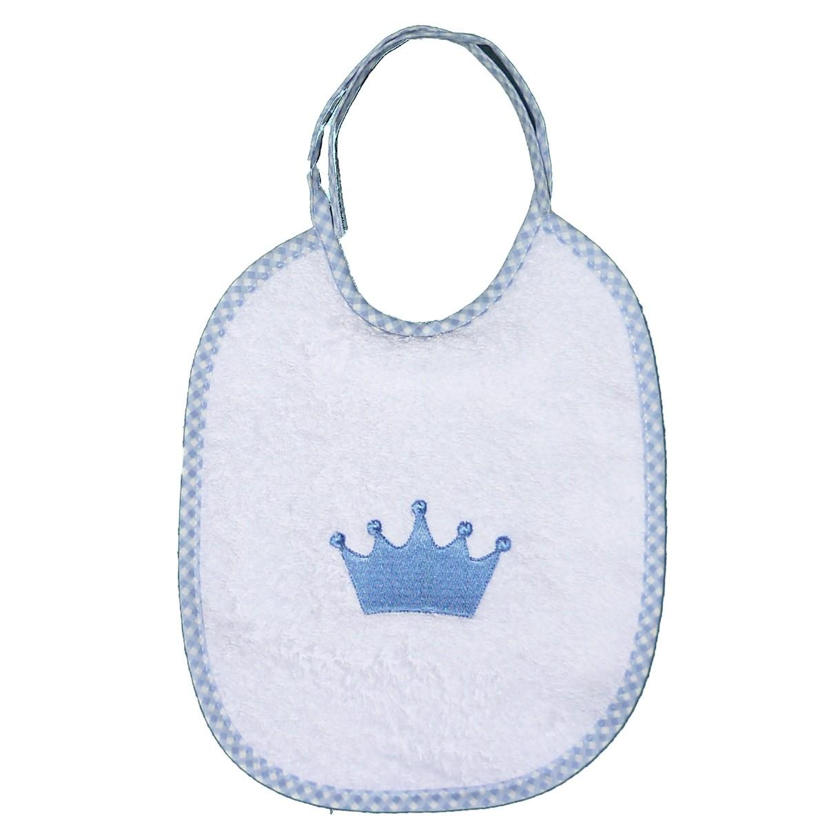 Σαλιάρα Morven Prince Blue 1809/05