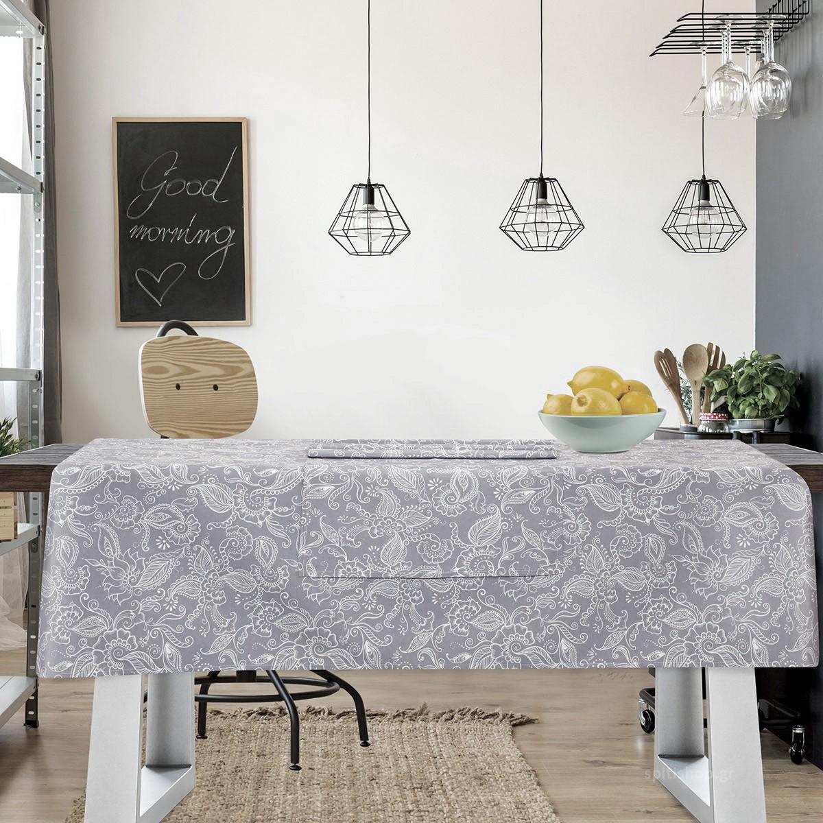 Τραπεζομάντηλο (140×140) Das Home Kitchen 557