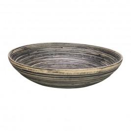 Φρουτιέρα Marva Natural Black Bamboo Small 02139330