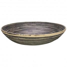 Φρουτιέρα Marva Natural Black Bamboo Large 02139340