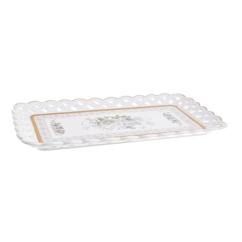 Πιατέλα Σερβιρίσματος InArt 3-60-802-0074