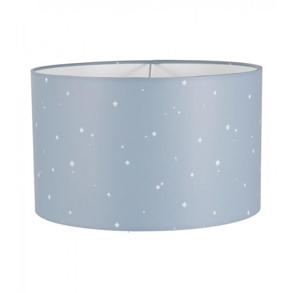 Παιδικό Φωτιστικό Οροφής Μονόφωτο Little Dutch Little Stars Blue
