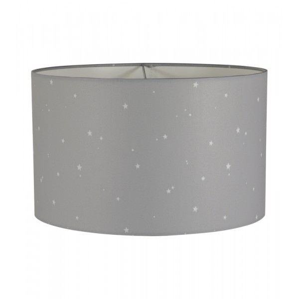 Παιδικό Φωτιστικό Οροφής Μονόφωτο Little Dutch Little Stars Grey