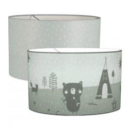 Φωτιστικό Οροφής Little Dutch Silhouette Mint Springles