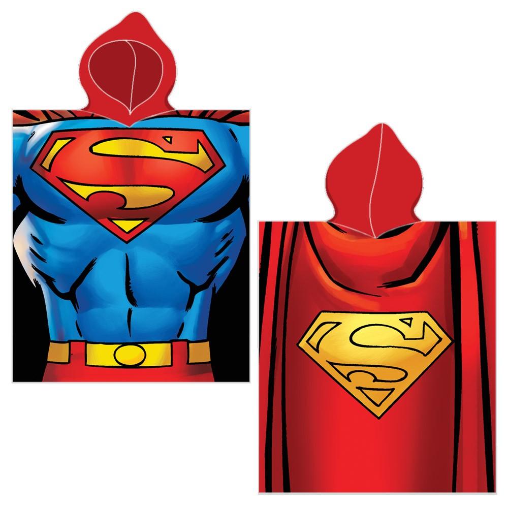 Παιδικό Πόντσο Superman SUP163017