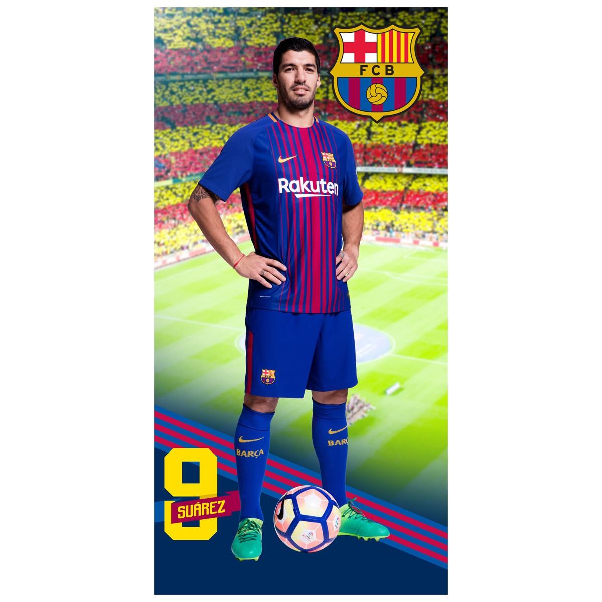 Πετσέτα Θαλάσσης FC Barcelona FCB172075