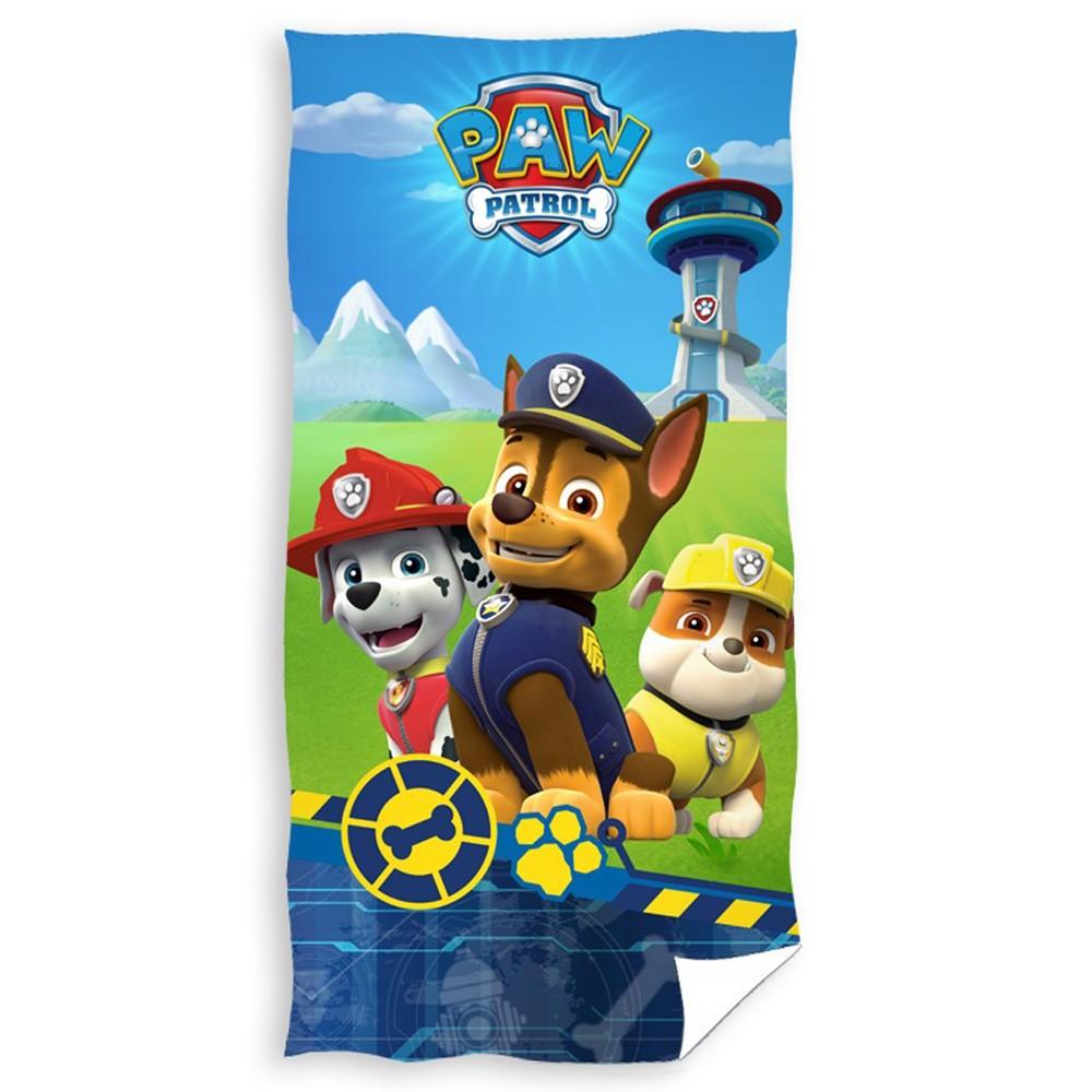 Παιδική Πετσέτα Θαλάσσης Paw Patrol PAW162046 home   θαλάσσης   πετσέτες θαλάσσης παιδικές