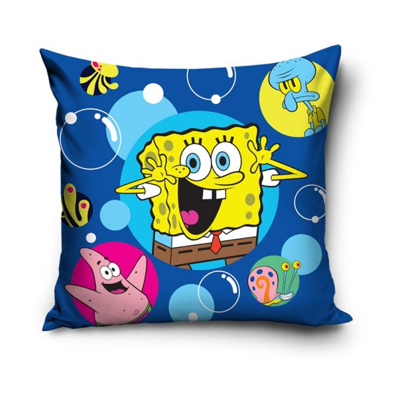 Διακοσμητική Μαξιλαροθήκη (40x40) SpongeBob SBOB173004