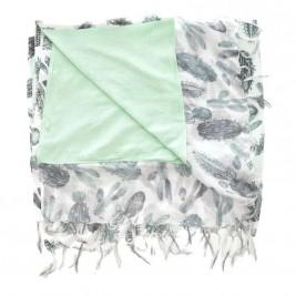 Πετσέτα Θαλάσσης-Παρεό InArt Ble 5-46-346-0020