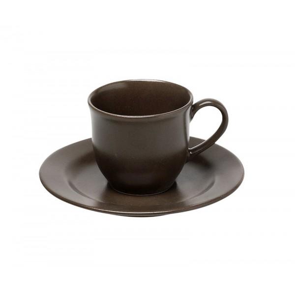 Φλυτζάνι Καφέ + Πιατάκι Espiel SNA1032K6