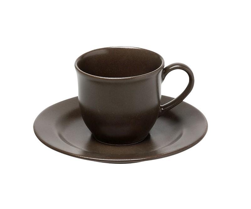 Φλυτζάνι Καφέ + Πιατάκι Τμχ/6 Espiel SNA1032K6