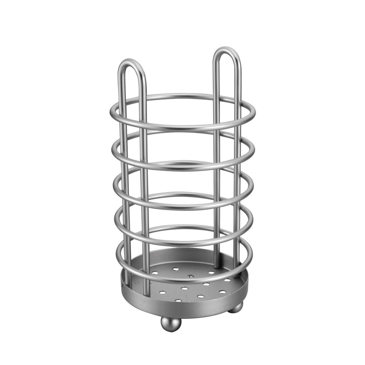 Κουταλοθήκη - Στραγγιστήρι εstia Nickel 01-1490 home   κουζίνα   τραπεζαρία   οργάνωση κουζίνας