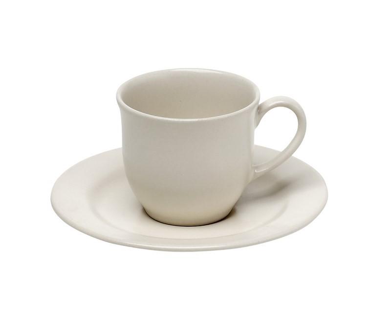 Φλυτζάνι Καφέ + Πιατάκι Τμχ/6 Espiel SNC1032K6