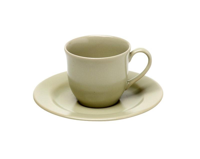 Φλυτζάνι Καφέ + Πιατάκι Τμχ/6 Espiel SNJ1031K6