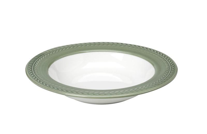 Πιάτο Βαθύ Espiel Chloe Green RRB202K6 home   κουζίνα   τραπεζαρία   πιάτα   μπωλ