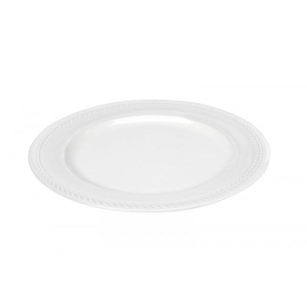 Πιάτο Ρηχό Espiel Chloe White RRF201K6